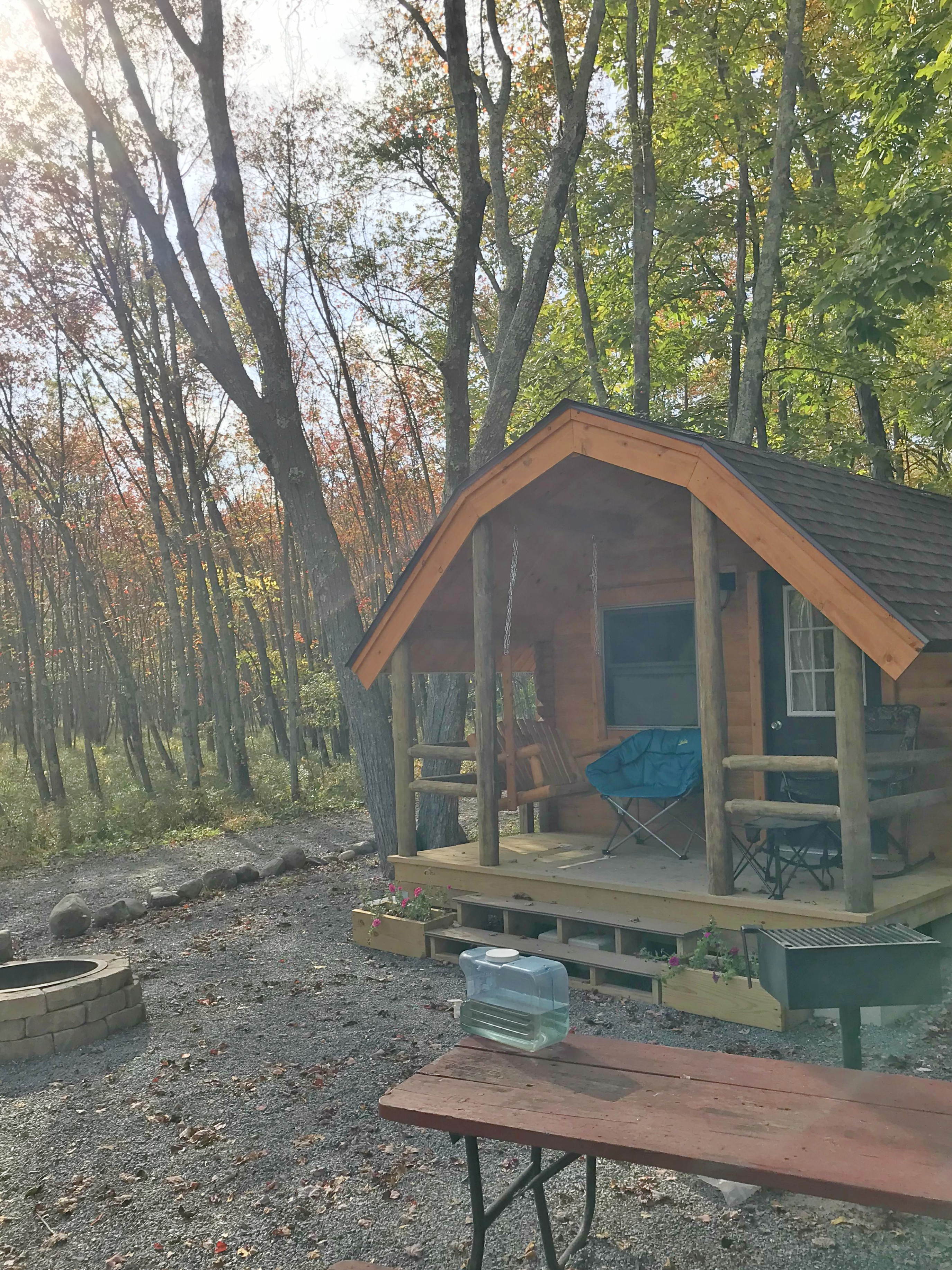 pennsylvania camp at new pocono for groups summer york jersey mountains rentals lohikan cabins htm and