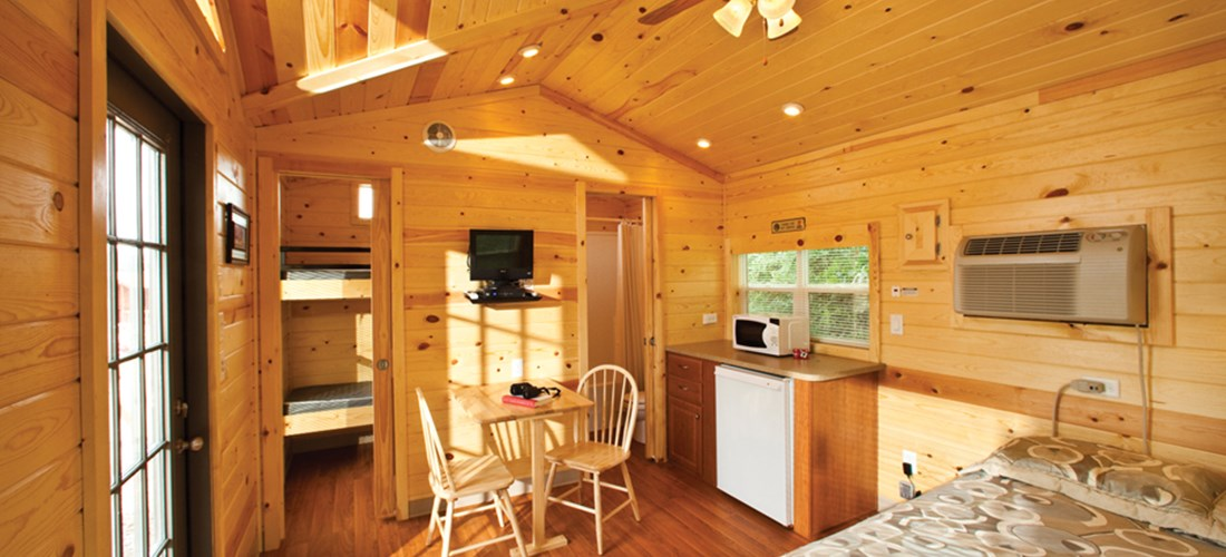 Comfy and cozy cabin - KOA Inc picture.