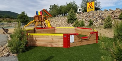 New Playground and Gaga Ball is here!