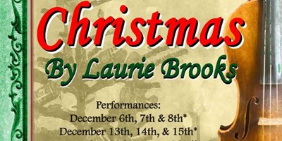 A Laura Ingalls Wilder Christmas By Laurie Brooks
