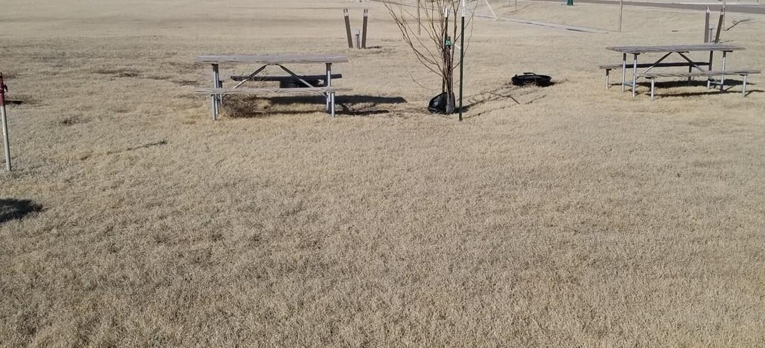 Dodge City, Kansas Tent Camping Sites   Dodge City KOA Journey