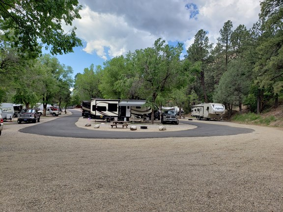 Welcome to the Durango North / Riverside KOA