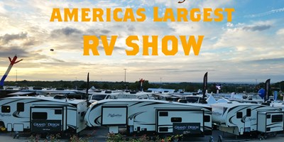 Hershey RV Show> 3 night minimum