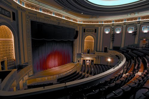 Lerner Theater in Elkhart Indiana
