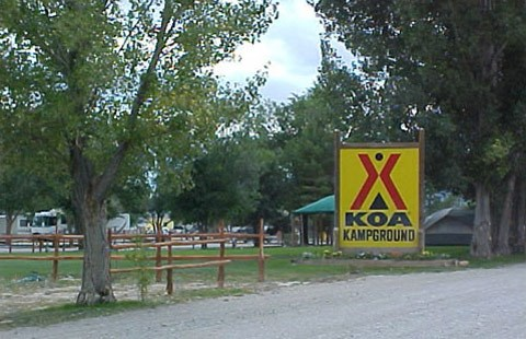 Welcome To KOA of Ely
