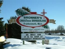 "Frankenmuth, ""Michigan's Little Bavaria"""