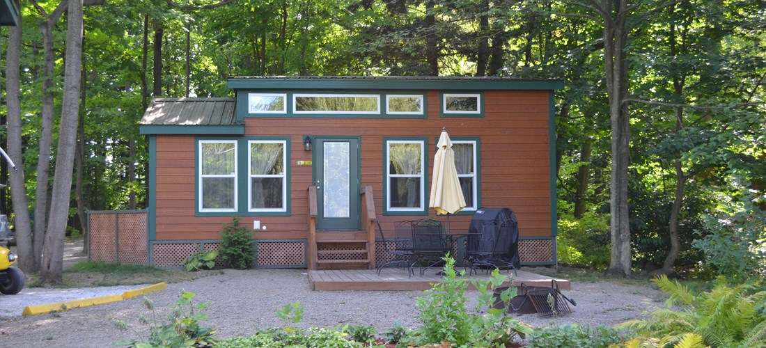 Deluxe Cabin with Loft, sleeps 6