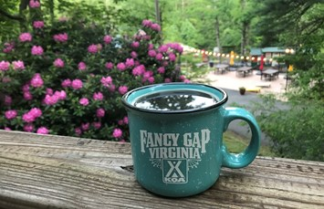 Fancy Gap / Blue Ridge Parkway KOA Photo