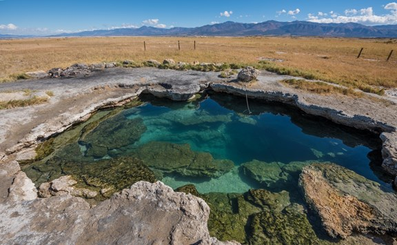 Meadow Hot Springs