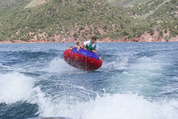 Tubing and Swimming