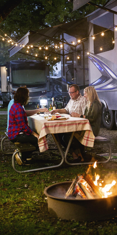 Sutton, West Virginia Campground | Flatwoods KOA