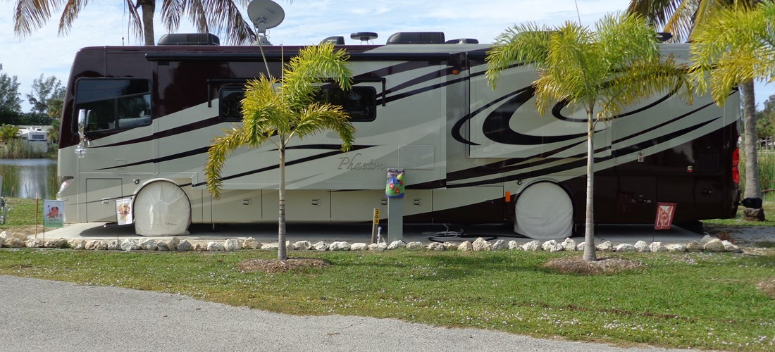 Large RV Sites