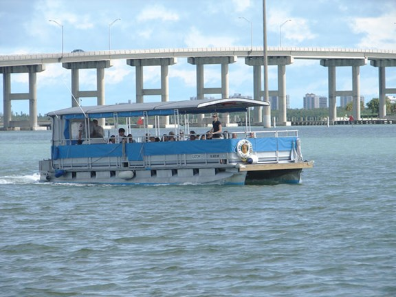 Boat Tours, Dolphin Watch Tours, & Boat and Kayak Rentals