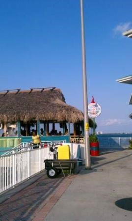 A Local Waterfront Restaurant