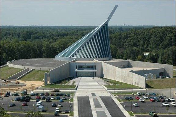 National Marine Corps Museum in Quantico