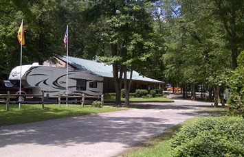 Fredericksburg / Washington DC South KOA Photo
