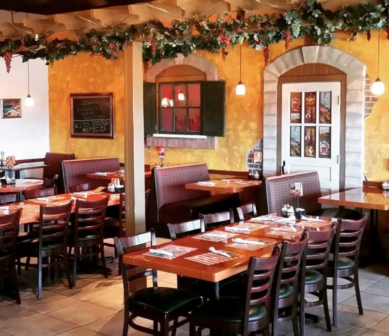 Italian Kitchen Restaurant Washington Dc