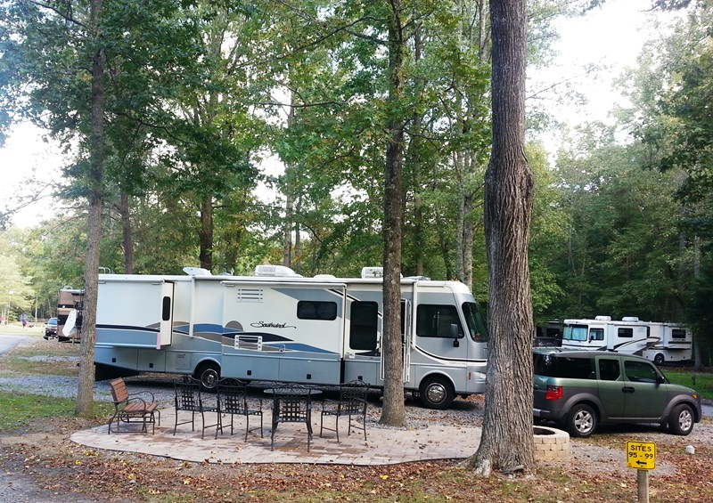 Fredericksburg Virginia Rv Camping Sites Fredericksburg