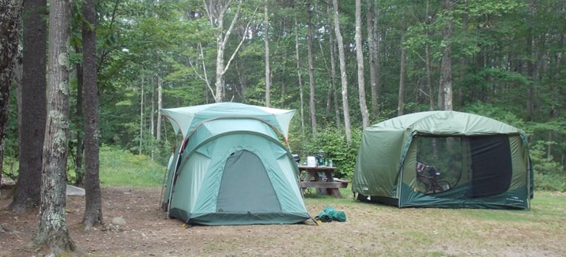 Durham, Maine Tent Camping Sites   Freeport / Durham KOA ...