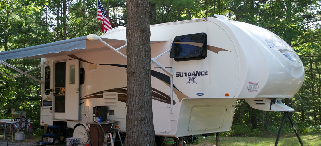 Gaylord, Michigan RV Camping Sites | Gaylord KOA