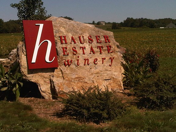 Hauser Estate Winery