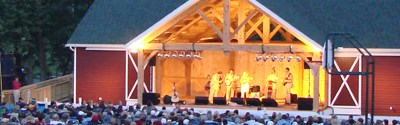 August 15-18: Bluegrass Festival Weekend