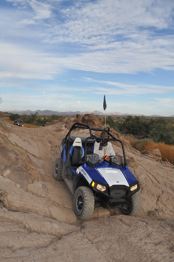OHV (Off Highway Vehicles) Arizona State Information for ATV / OHV Trails