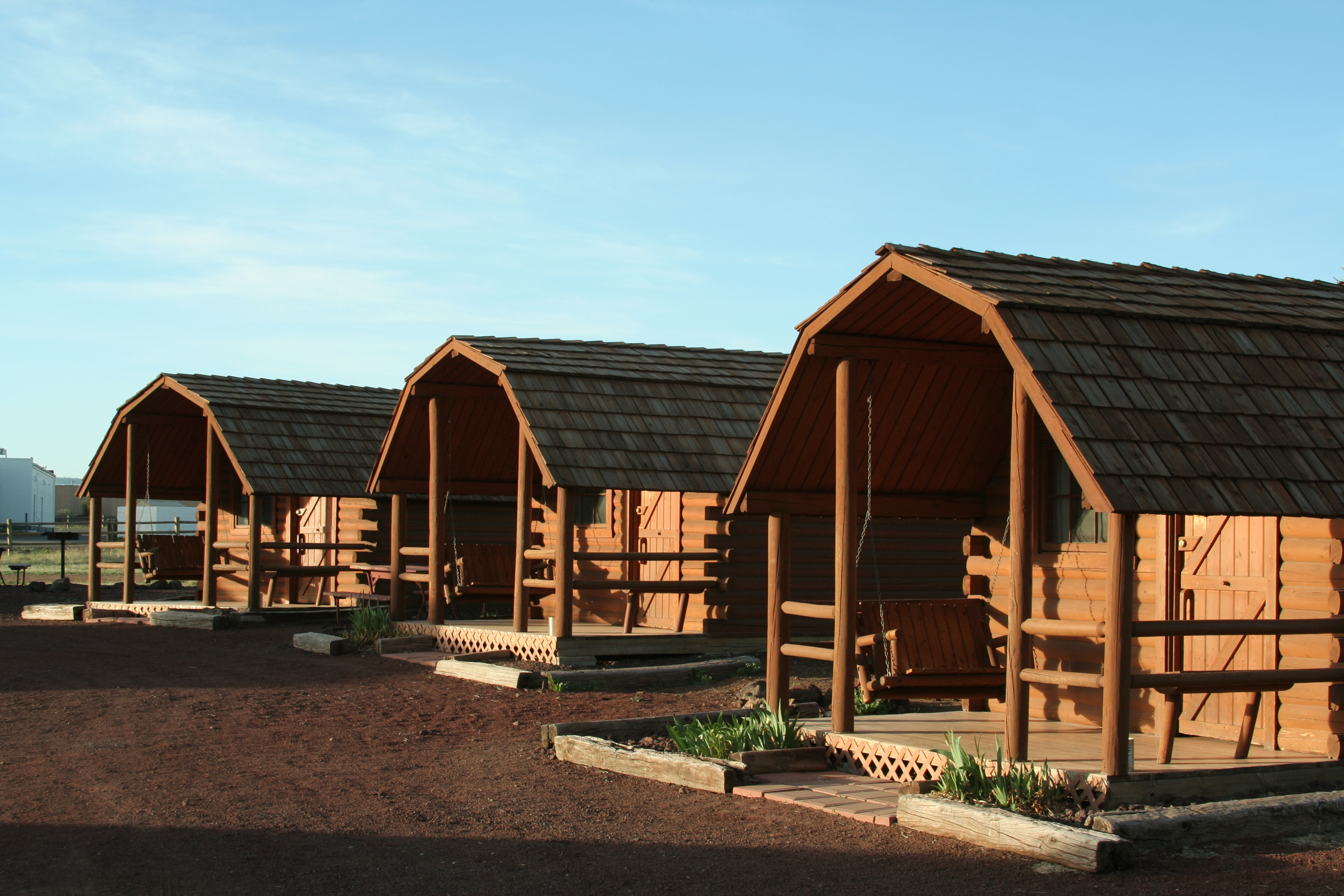 village rvlife cabins canyon in destiny winds el tovar lodge image lodging trailer grand and of