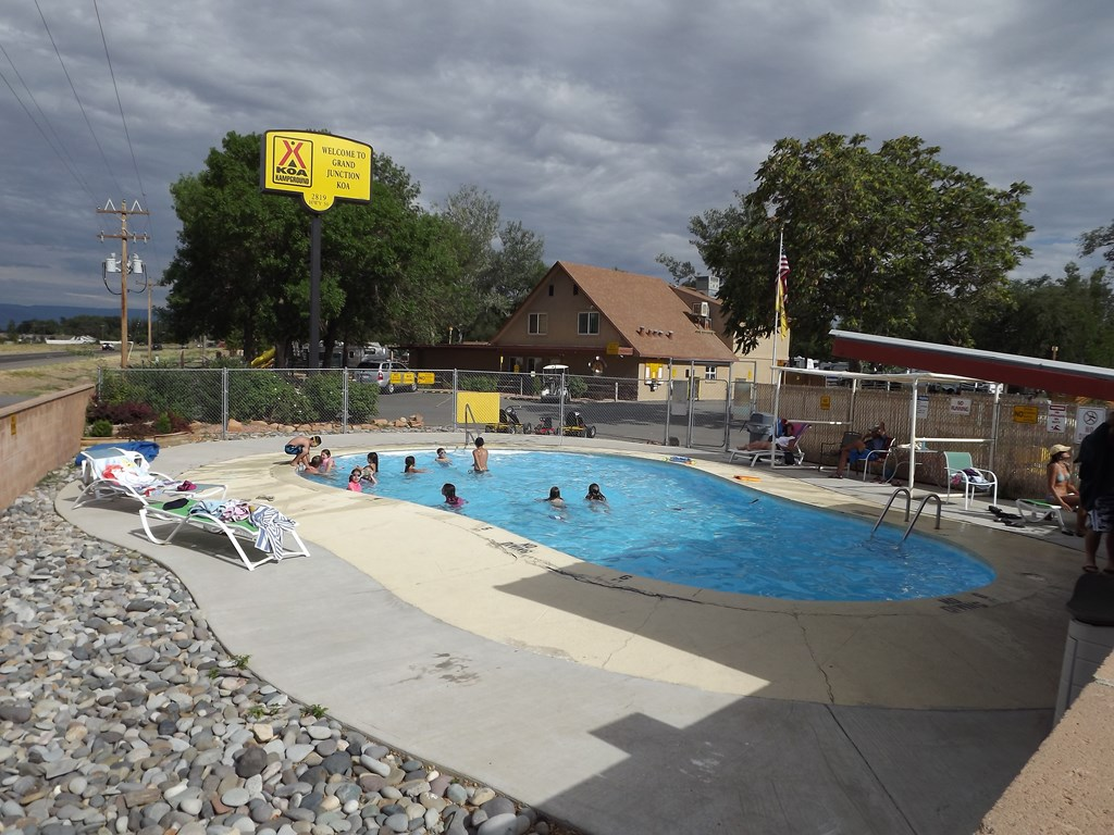 Pool Opens Memorial Day Weekend!