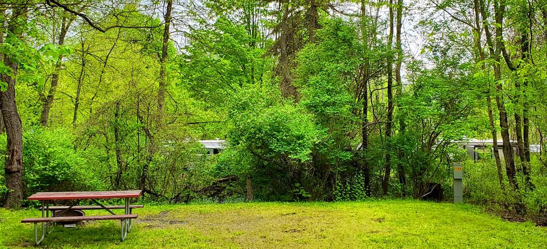 Bath, New York Tent Camping Sites | Hammondsport / Bath KOA