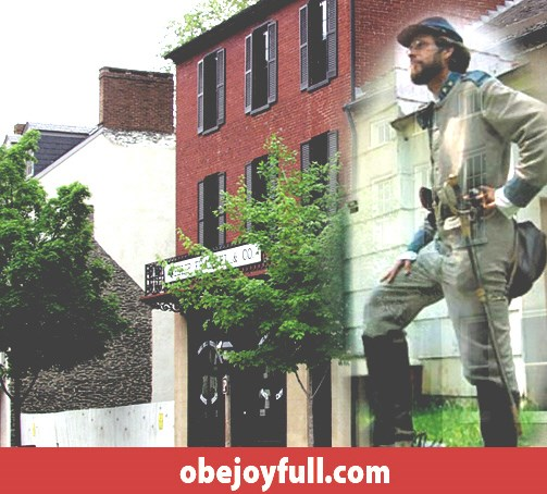 """O' Be JoyFull"" Historical Tours"