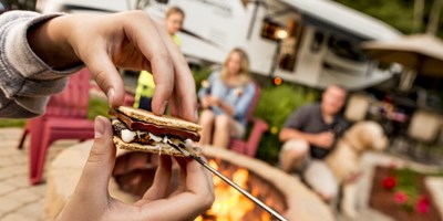 S'mores Weekend