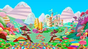 August 2, 2019 - New Theme Weekend: Candy Land!