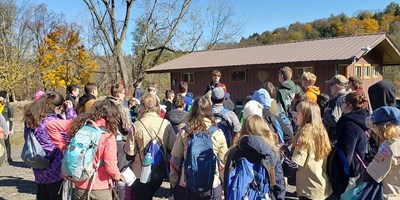 Herkimer Diamond Mines Host Girl Scout Jamboree