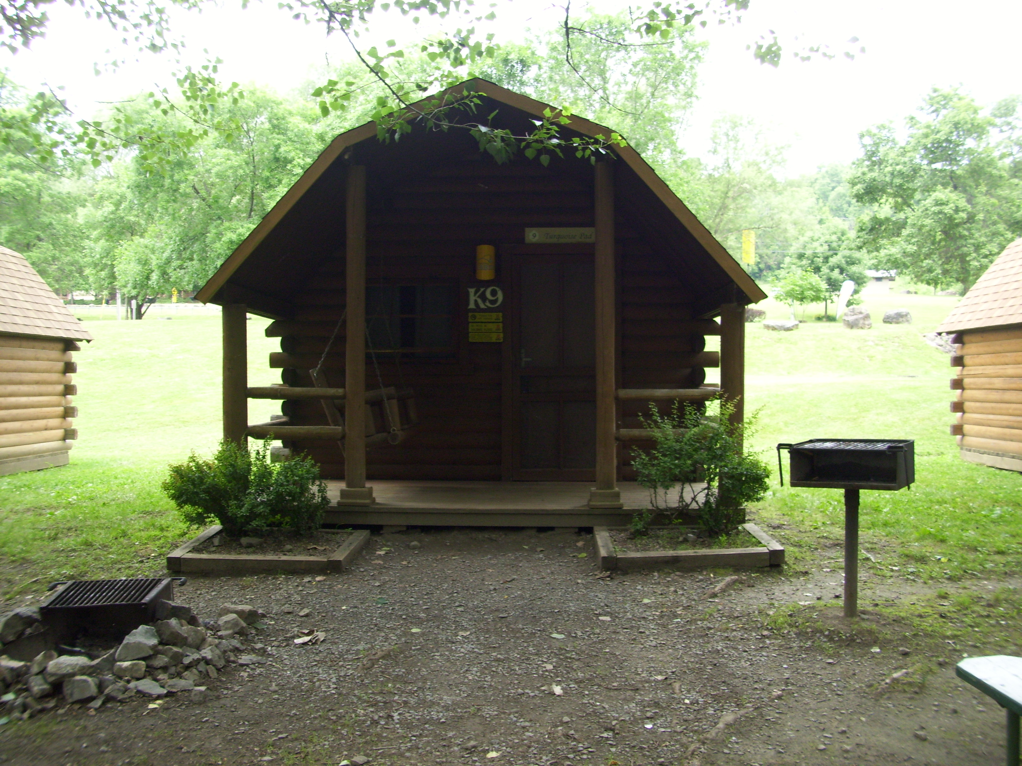 herkimer, new york lodging | herkimer diamond koa