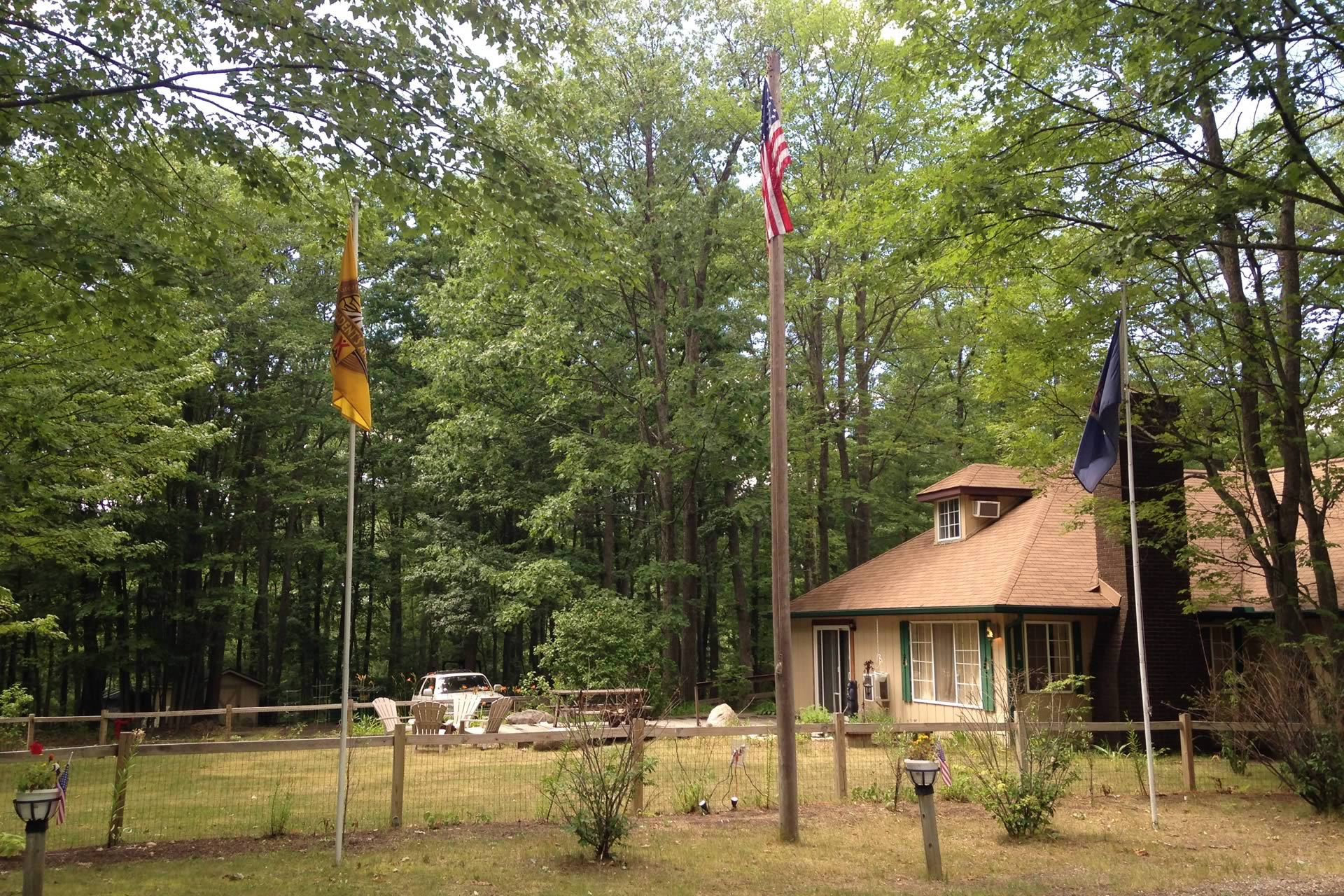 Roscommon, Michigan Campground | Higgins Lake / Roscommon KOA