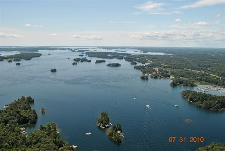 1000 Islands Boat Tours