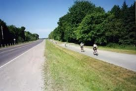 Scenic 1000 Islands Bicycle Path Tour