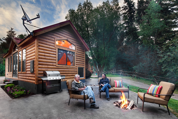 Jackson, Wyoming Lodging | Jackson Hole / Snake River KOA