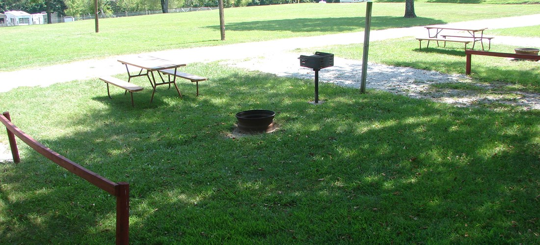 Oak Grove Missouri Tent Camping Sites Kansas City East