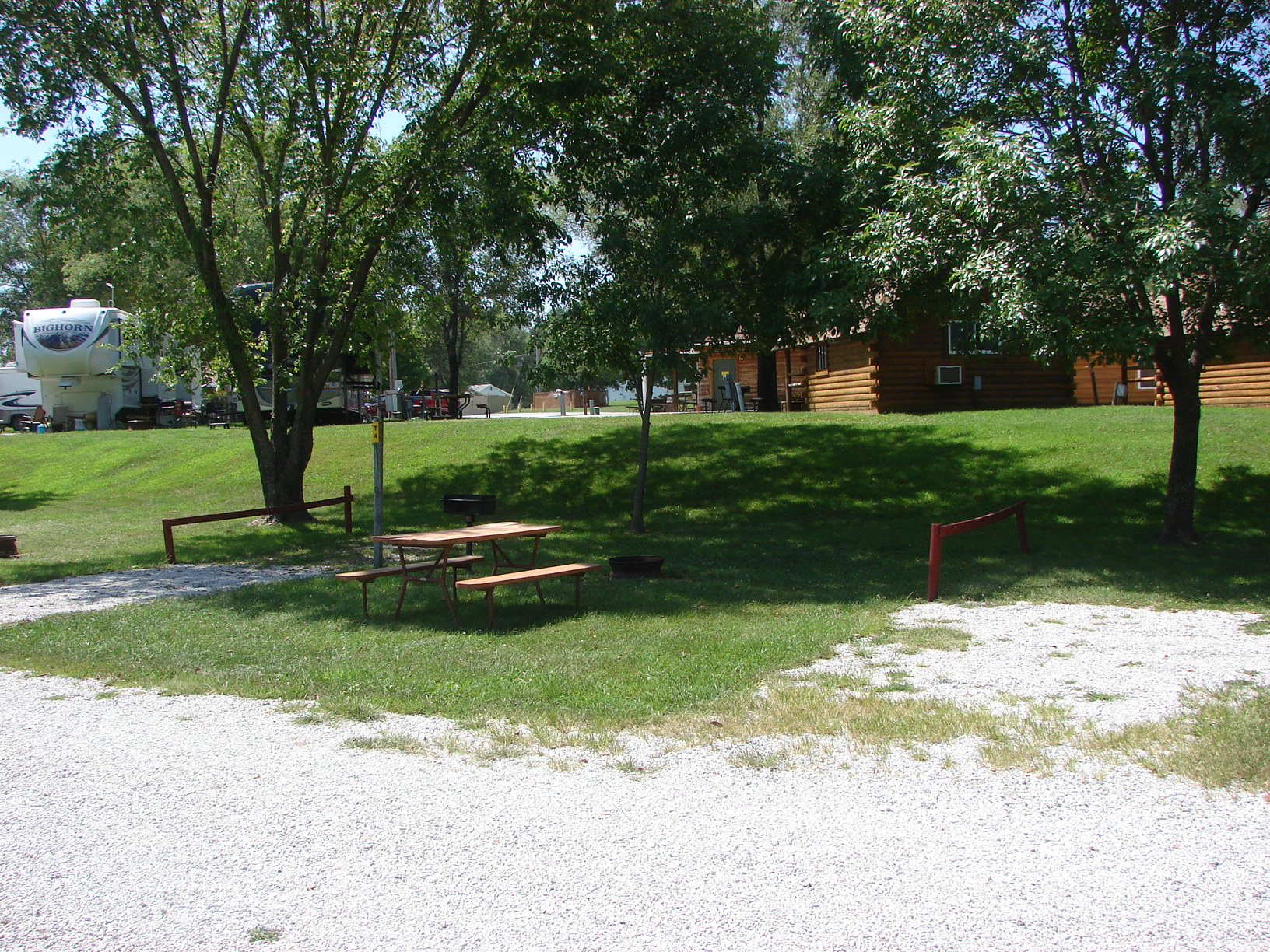 Oak Grove Missouri Tent Camping Sites Kansas City East Oak