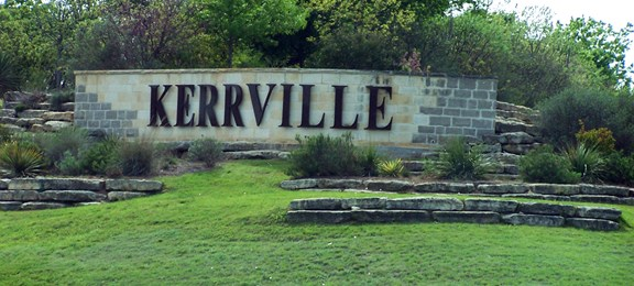 Welcome to Kerrville & surrounding area.