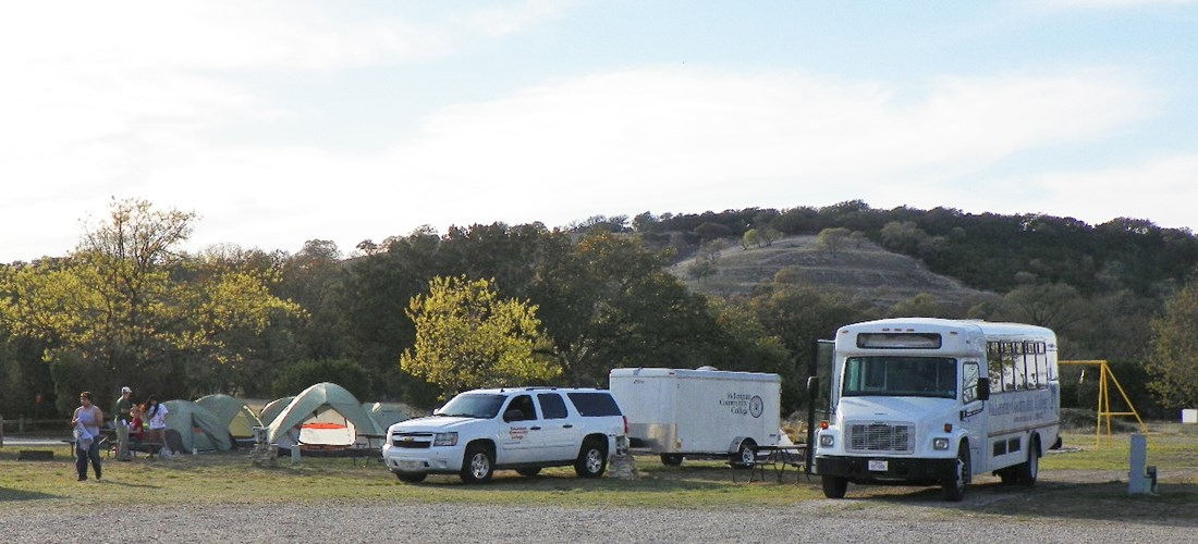 Kerrville, Texas Tent Camping Sites   Kerrville KOA