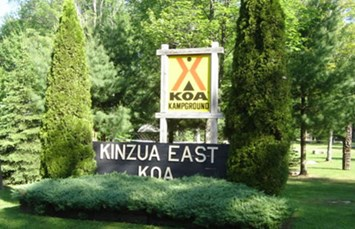 Kinzua East KOA Photo