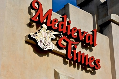 Medieval Times, Dinner & Tournament