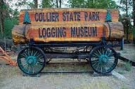 Collier Logging Museum