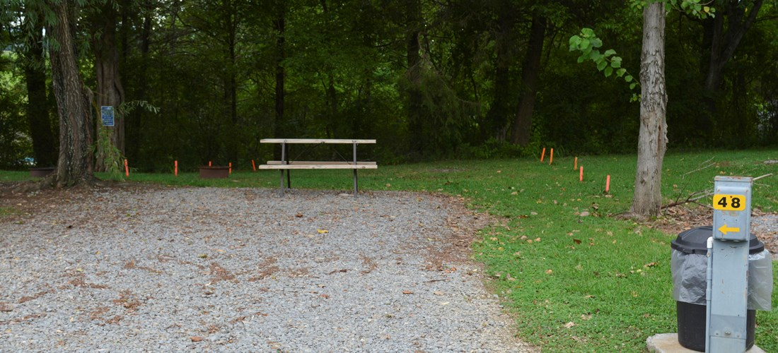 Clinton, Tennessee Tent Camping Sites   Clinton ...