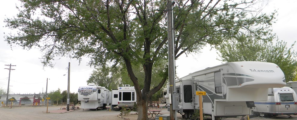 North Park RV Sites