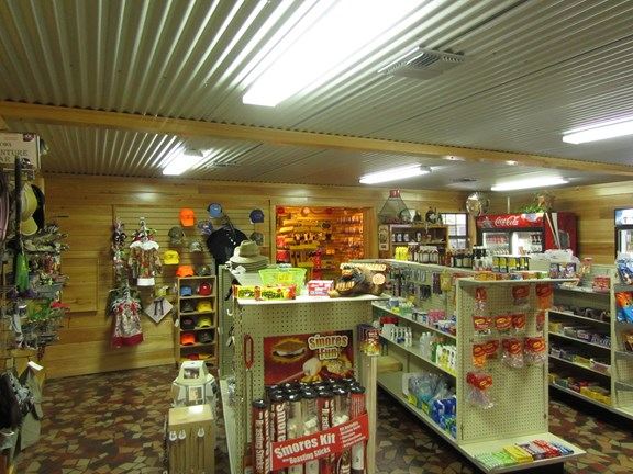 Fully Stocked Convenience Store