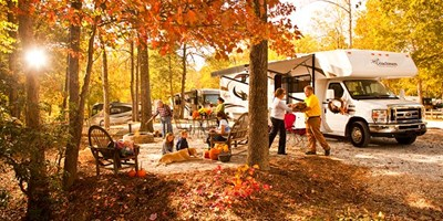 Expert Tips For RVING In The Fall